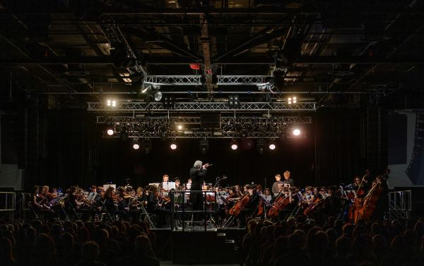 Lincolnshire Youth Concert Orchestra Showcase Concert