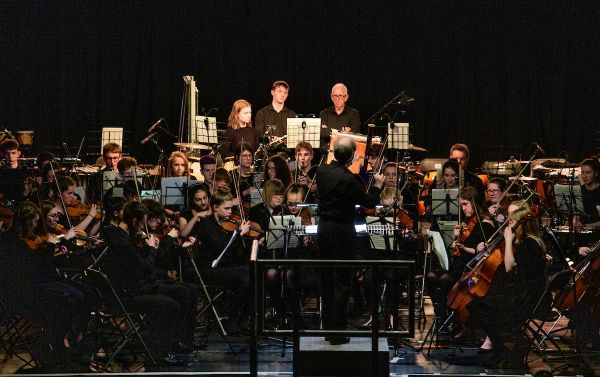 Lincolnshire Youth Symphony Orchestra Showcase Concert