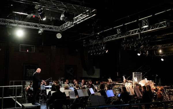 Lincolnshire Youth Wind Orchestra Showcase Concert