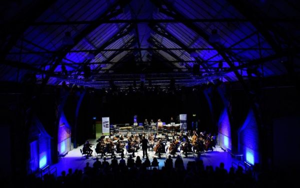 Lincolnshire Youth Symphony Orchestra and Lincolnshire Youth Wind Orchestra Showcase Concert