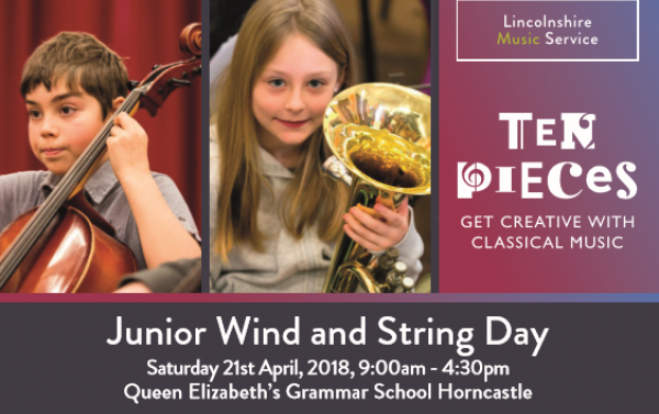 Junior Wind and String Day