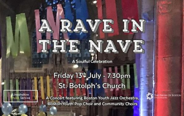 Rave in The Nave