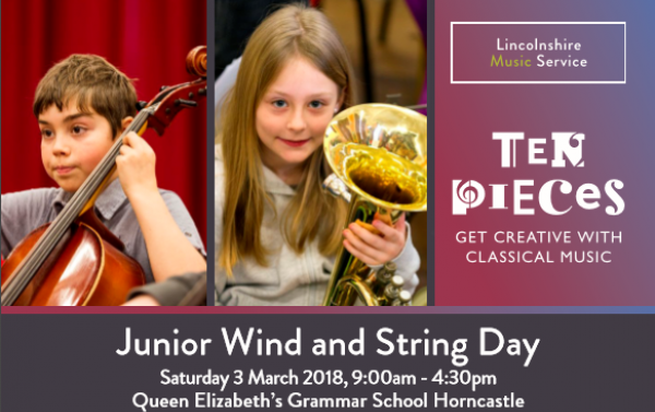 Junior Wind and String Day Resources